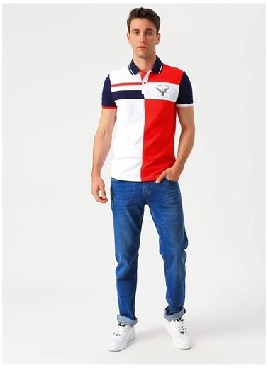 U.S. Polo Assn. U.S. Polo Assn. Mavi Straight Denim Pantolon Mavi